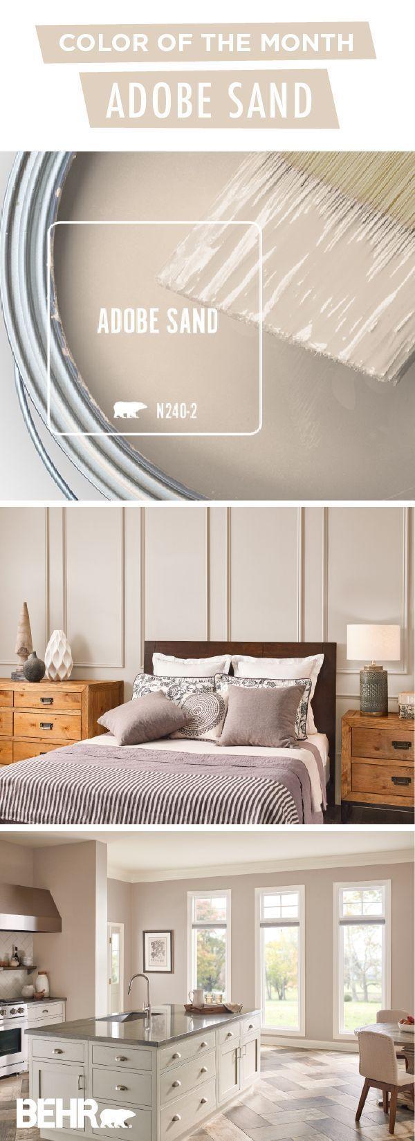 Feiern Sie den Sommer mit einem DIY-Makeover-Projekt. Die BEHR®-Lackfarbe des M… – bingefashion.com/interior