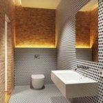 Fensterlose Badezimmerarmaturen - 30 großartige Ideen - # Landschaftsbau #Ba .....