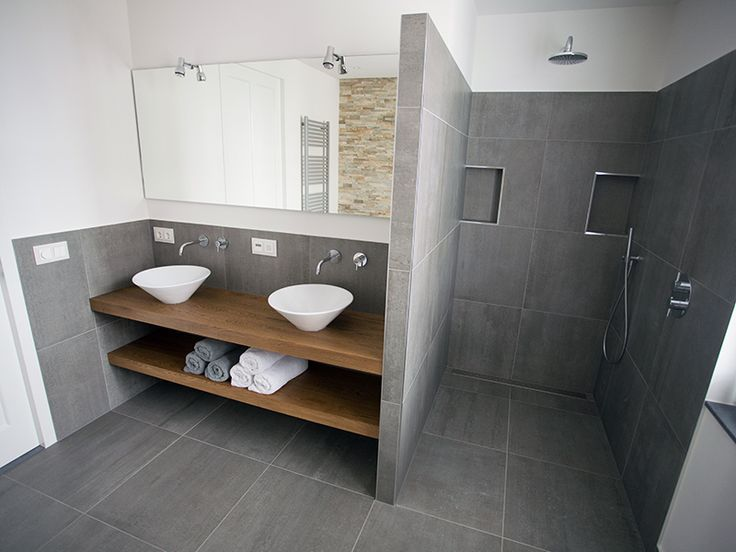 Fliesen im Freien – Badezimmer ideen