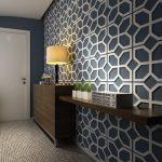 Flowers - 3D Wall Panels - Panele 3D - Wall Paneling - Decorative Wall Panels - Mid Century Modern - Wall Panels - Paneling - SKU:FLMI3DP