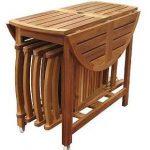 Folding Dining Table Set - MPG-TBS01