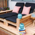 Free Outdoor Chaise Lounge Project Plans - Real Cedar