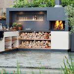Freiluftküche | Die modulare Outdoor Küche.