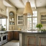 French Country Kitchen Lighting Ideas as the Alluring One