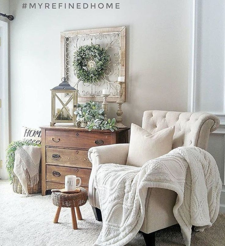 French Country Living Rooms – metuyi.com/interiors