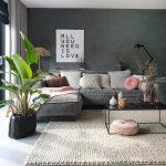 Frühling zu Hause - Wohnzimmer Dekoration