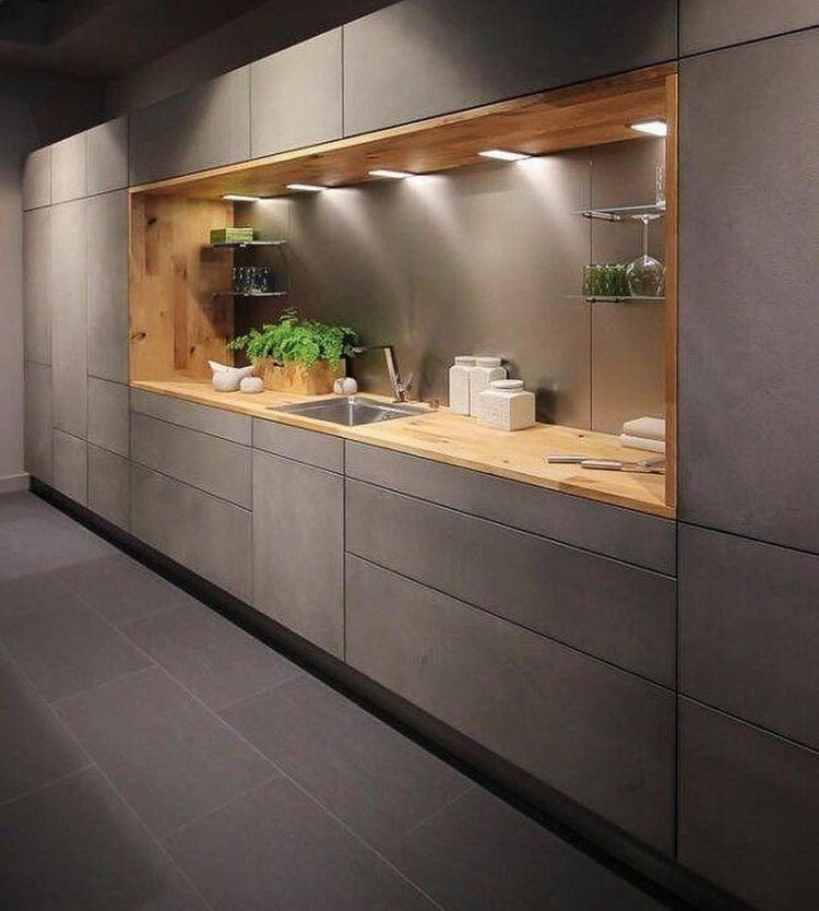 Für die Küche Betonoptik wählen – Vorteile zu Beton & wo sie genutzt wird