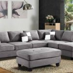 G633 Reversible Sectional Set (Grey)