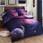 Galaxy Bedding Set 3D Galaxy Bedding Set Duvet Cover Set Universe Oute