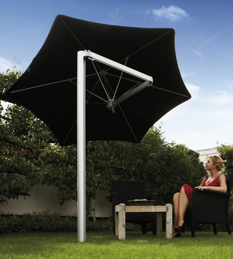 Garden umbrellas – for sunny summer days – Decorationidea.Net