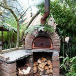 Gartenkamin BBQ – 24 praktisch elegante Ideen – Haus Dekoration Mehr - https://bingefashion.com/haus