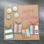 Geldgeschenk zum Geburtstag selber machen