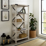 Gracie Oaks Schreiner Etagere Bookcase | Wayfair