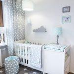 Grau & Mintgrün: perfekte Farbkombination für jedes Babyzimmer. Dieses wunders… - Babyzimmer ideen