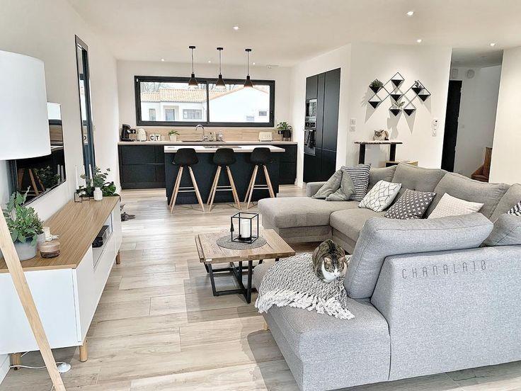 Gray Living Rooms Ideas – For lovely gray living room ideas, offset light gray w…