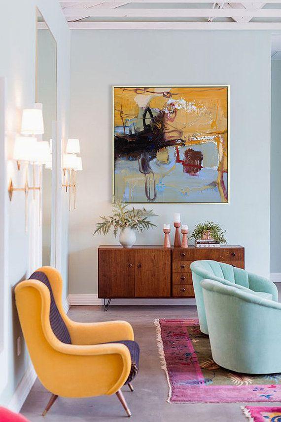 Große Wandkunst, abstrakte Malerei, moderne Kunst, abstrakte Kunst, moderne Kunst-Original-Gemälde, Leinwand Kunst, große Leinwand Kunst, Lackierung