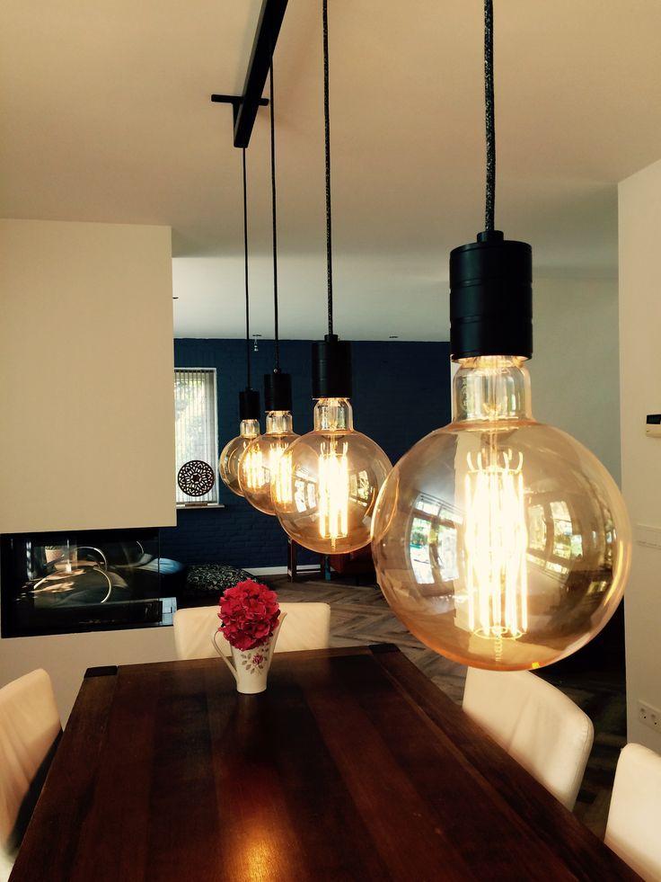 Hanglamp eettafel #diningroom #diningroomideas #diningroomdecoration #diningroom…