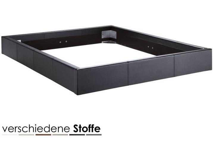 Hasena Dream-Line Bettrahmen Aprino 180×200 cm / PK2 Kunstleder 310 pe