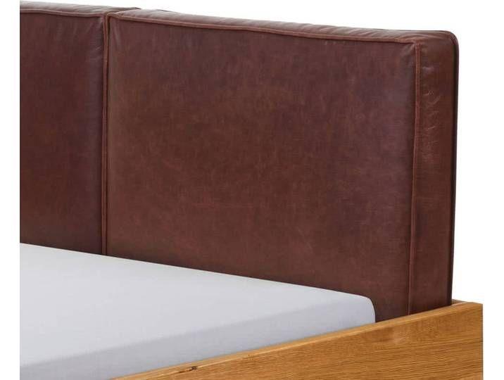 Hasena Oak-Line Wild Kopfteil Cena 140 cm / PK2 Kunstleder 304 violet