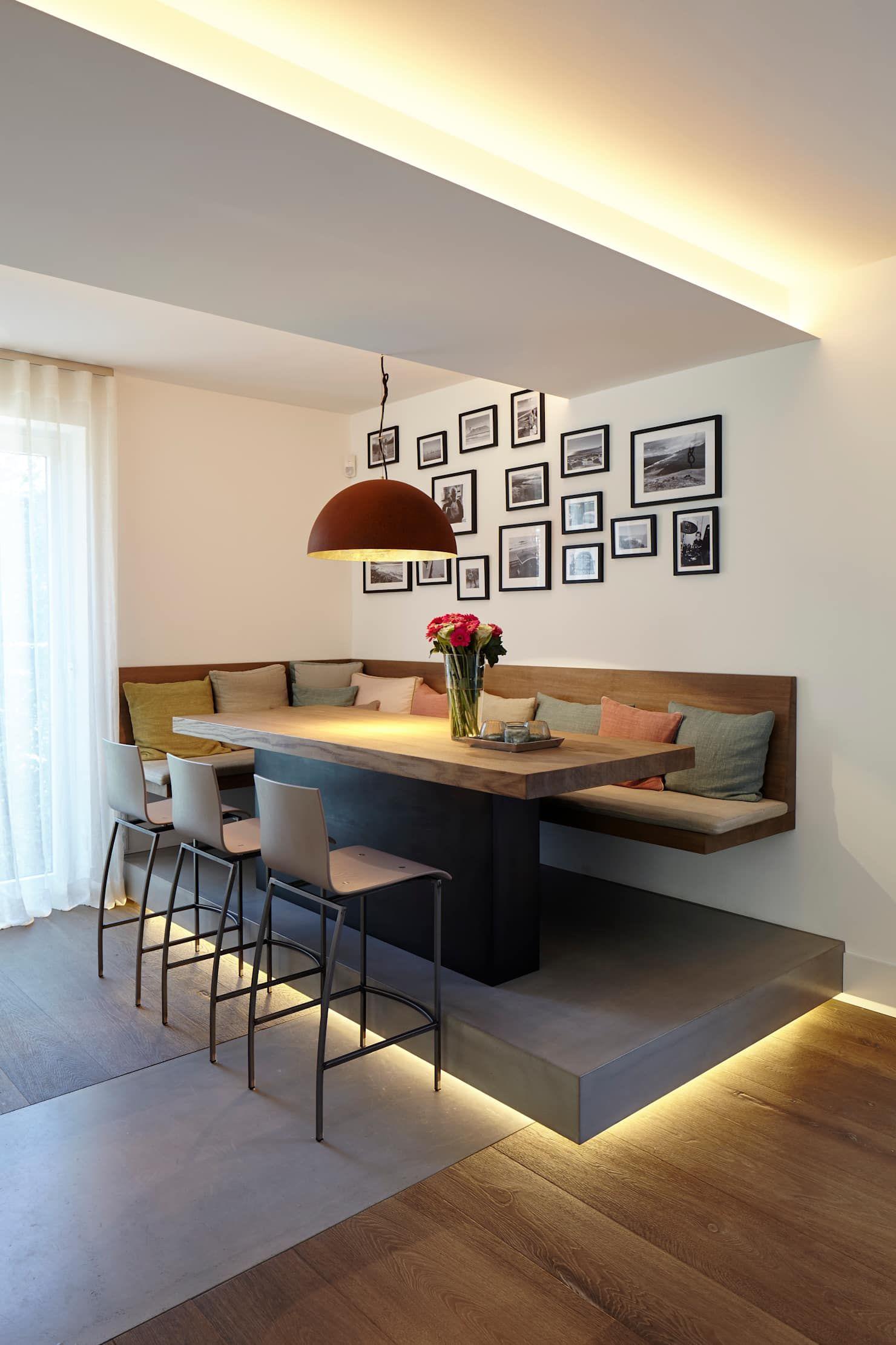 Haus ku. moderne küchen von lioba schneider modern | homify