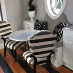 Haute Indoor Couture - kitchens - French Kitchen Bistro Table, built in banquett...