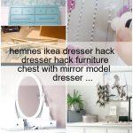 Hemnes Ikea Kommode Hack Kommode Hack Möbel Brust mit Spiegel Modell Kommode ..., #Chest ...