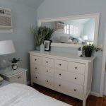 Hemnes Kommode und Spiegel - schlafzimmerideen5 | Schlafzimmer Ideen