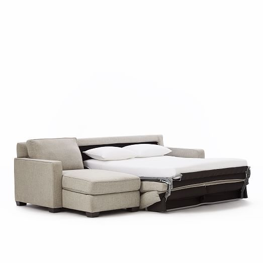 Henry® 2-Piece Full Sleeper Sectional w/ Storage