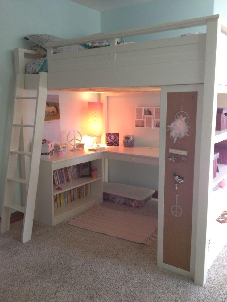 Hochbetten für Mädchen – Schlafzimmer – WOHNKULTUR