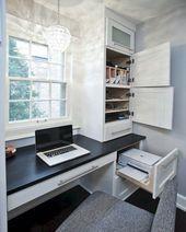 Home Office Furniture design – Möbel für das Büro zu Hause