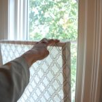 How to Make a Pretty DIY Window Privacy Screen