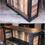 How to make a DIY Pallet Bar? - Diana Phoneix