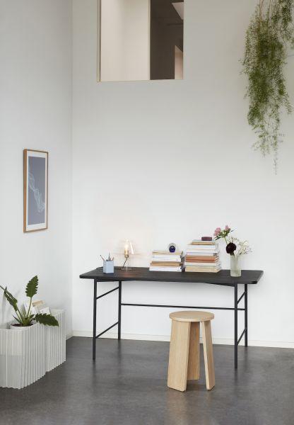 Hübsch Interior – Schwarzer Schreibtisch ASH    myadele