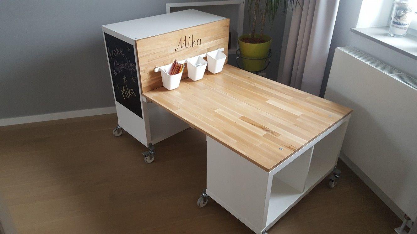 IKEA-Hack – Spieltisch