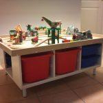 IKEA hacking - Spieltisch mit Stauraum,  #hacking #IKEA #mit #Spieltisch #Stauraum