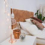 Ideas para decorar el cabecero de la cama - La cartera rota