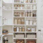 Ideen für die Organisation von Vorratskammern - einfache Inspiration für das moderne Küchende...