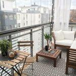 Ideen und Tipps zum kleinen Balkon gestalten #apartmentgardening kleinen balkon ...