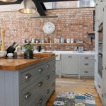 Idées de carreaux de cuisine de plancher (veuillez essayer) - #backsplash #floor #Ideas #Kitchen #Tile - Wood Design