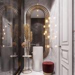 Idées d'éclairage pour salles de bains modernes
