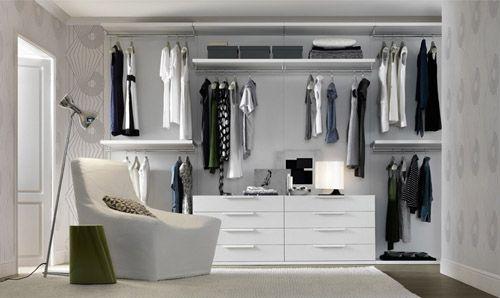 I'll take this closet.