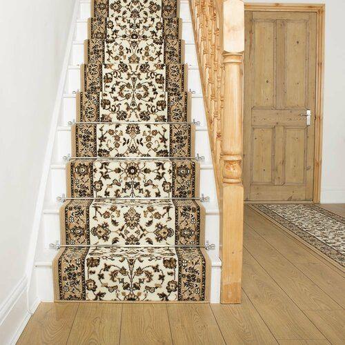 Innen-/Auenteppich Addington in Beige/Braun Astoria Grand Teppichgre: Lufer 60 x…