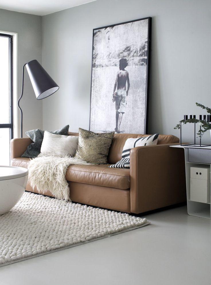 Innovative Braun Leder Sofa Ideen Leder Sofas Auf Pinterest Tan Sofa Tan Couch #… – https://bingefashion.com/haus