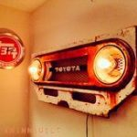Inspired by a vintage jeep wall hanger, but being a Land Cruiser fan, I just HAD...,  #Cruise...