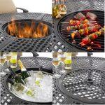 Jamie Oliver Fire Pit Set Pesto - (60773131)