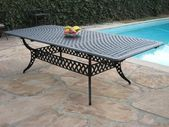 Kawaii Collections Made of genuine cast Aluminum Outdoor Patio Furniture 9 Piece