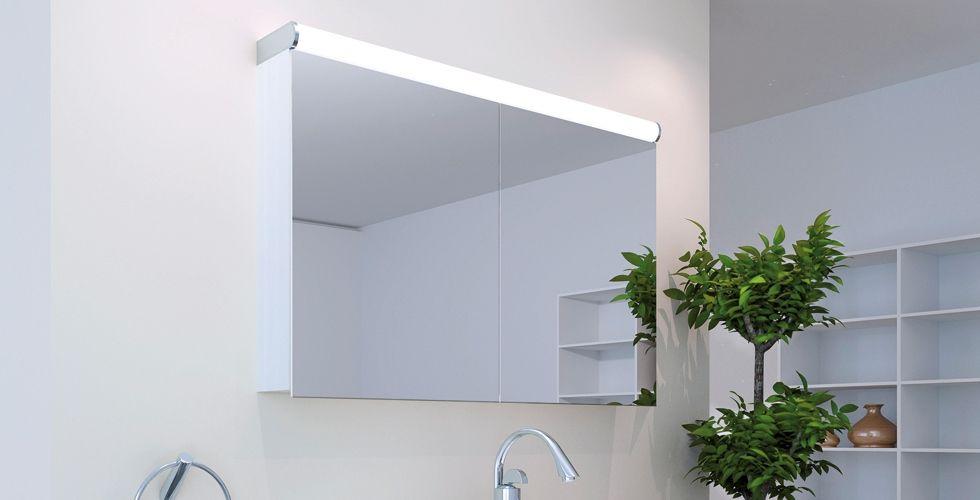 Keller Spiegelschränke AG | Badezimmerspiegelschränke, Spiegelschrank Bad, Des…