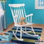 KidKraft kids Hill Country Adult Rocking Chair-White - FREE SHIPPING
