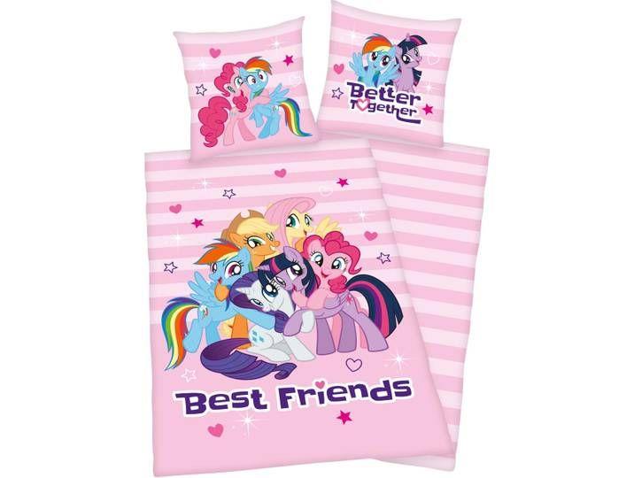 Kinderbettwäsche Best Friends
