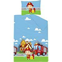 Kinderbettwäsche Disney III 2-teilig 100% Baumwolle 40×60  100×135 cm mit Reiß…